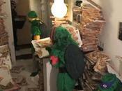 Remi Gaillard Tortues Ninja aime pizza