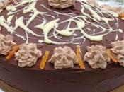 Gâteau chocorange