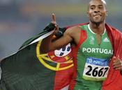 Benfica: Triple saut Saison péril pour Nelson Evora