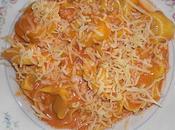 Tortellinis sauce tomates creme