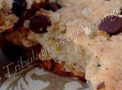 Biscuits genre cookies noix Brésil pépites chocolat