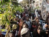 HAITI: mécontentement gronde Plusieurs centaines m...