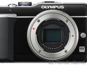 Appareil photo numérique Olympus E-PL1, évolutif