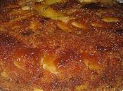 gâteau pommes, presque comme Sticky toffee pudding