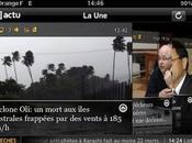 Orange lance 2424Actu iPhone