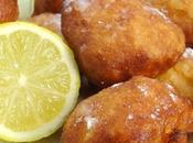 Beignets citron