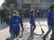 Port-au-Prince, opération rues propres Jonas Laurinc...