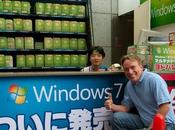 Linus Torvalds lève pouce Microsoft Windows