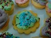 cupcakes colorés Maïlys, attention couleurs