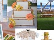 Décorations mariage autour bambou: décoration amriage naturelle