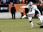 Contrat record pour kicker Raiders