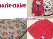 Marie Claire Hello kitty