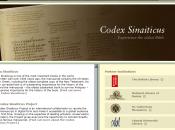 Soviétiques achetèrent Codex Sinaiticus monastère mont Sinaï