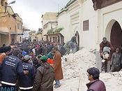 Agence France-Presse Rabat moins trente-six personnes