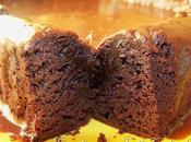 Fondant chocolat sauce caramel beurre sale