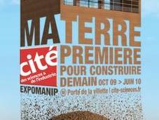 Expo terre première Cité sciences