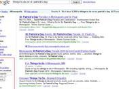 Google, filtrer résultats recherche localisation