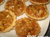 Tartelettes caramel fruits secs Christophe Felder