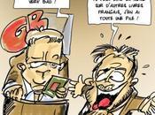 Quand Américains chronique livre français, Naulleau exulte