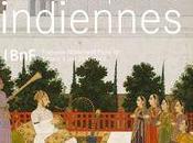 Miniatures peintures indiennes partir mars