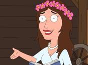 "AVANT PREMIERE Aperçu d'Anne Hathaway dans ""Family Guy"""