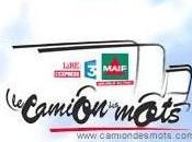 """""""Camion Mots"""" tournée Haute-Corse durant mois Mars. Premier rendez-vous Biguglia aujourd'hui."""