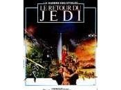 RETOUR JEDI (1983) réintitulé: STAR WARS EPISODE (1997)