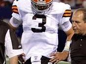 Browns libèrent Derek Anderson