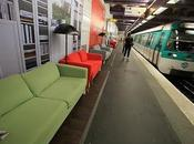 Ikea skouate métro parisien!
