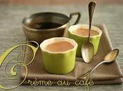 Crèmes dessert trop fastoches café sans oeufs, gluten