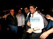 Shaharukh Khan Shilpa Shetty soirée d'ouverture
