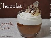 Verrine Chocolat façon liégeoise