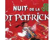 Saint-Patrick :Irish Night Legends, Ceilistoire, Folk Seine, envie Quais Seine,théatre traversière, centre culturel irlandais