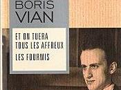 livre Boris Vian