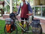 Clément tour monde vélo