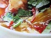 Soupe crevettes (viêt-nam)