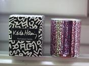 KEITH HARING LIGNE BLANCHE