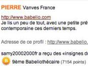 Babelio remercie 1620 plus grands contributeurs