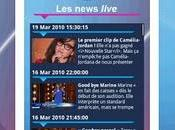 Nouvelle Star, l'application Android