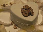 Panna cotta Roquefort