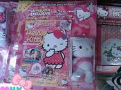 nouveau numéro magazine Hello kitty vient sortir!
