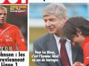 Ligue champions, Arsenal-Barcelone légende d'Arsène Rupin