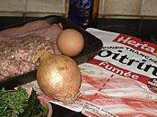 mange quoi demain?Les petits pâtés volaille