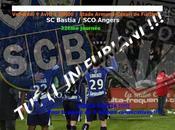 Bastia Angers vendredi soir Furiani mobilisation sans faille supporters espérée.