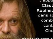 Blogueurs, appuyez Claude Robinson