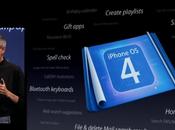 Vidéo keynote iPhone iPad disponible