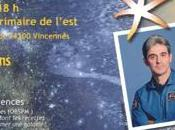 astronaute Vincennes