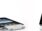 Support A-Frame Griffin pour l'iPad d'Apple