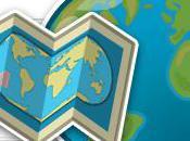 Google Earth utile pour découvertes scientifiques