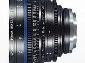 Optiques Zeiss Ciné monture EF-S